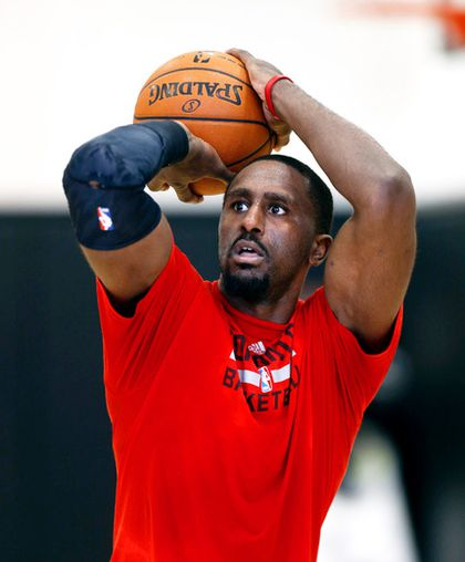 Patrick Patterson April 22