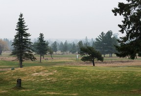 Most area golf courses will open this coming weekend (April 26-27) but Environment Canada says the weather will still be on the chilly side. Sarah Taylor/Ottawa Sun/QMI Agency