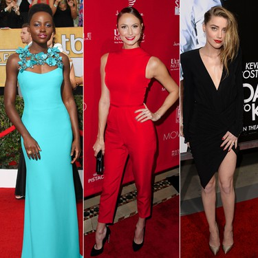 Lupita Nyong'o was named People Magazine's Most Beautiful Woman. See who else made the list.