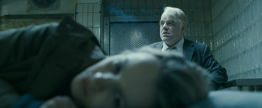 Philip Seymour Hoffman (died at 46 on Feb. 2, 2014):Despite his drug addiction, Hoffman became one of the actors of his generation. He still has A Most Wanted Man and God's Pocket to come, as well as two parts of The Hunger Games: Mockingjay. He will reportedly be digitally recreated for one key scene in Mockingjay Part 2.