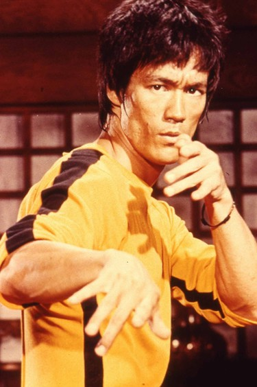 Bruce Lee (died at 32 on July 20, 1973):Lee became a martial arts icon when he died before the release of Enter the Dragon, an enormously influential movie. Lee was dubbing scenes for Dragon and also directing and starring in Game of Death when he died. Despite lost scenes, Game of Death was later released to capitalize on Lee's superstar status.
