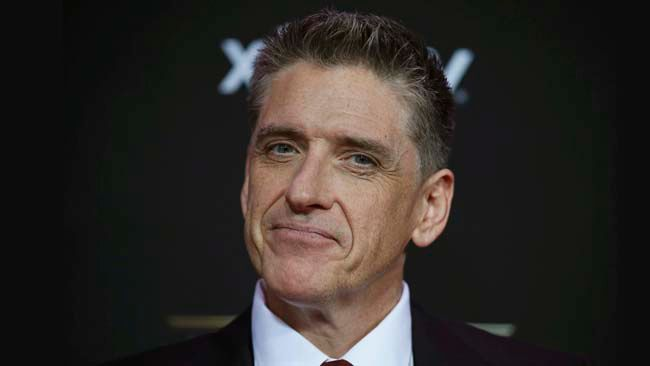 Talk show host Craig Ferguson arrives at the 2nd Annual NFL Honors in New Orleans, Louisiana, February 2, 2013. REUTERS/Lucy Nicholson
