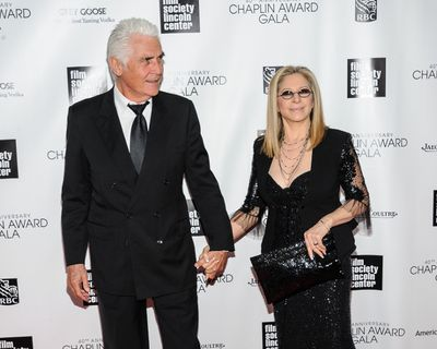 <b>Barbara Streisand and James Brolin:</b> Babs and her husband James reportedly chartered a private flight over Los Angeles so they could join the Mile High Club. Talk about luxury! (WENN.com)