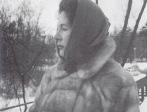 Olga, the translator assigned to Peter Worthington's Moscow office by the KGB in the mid-60s.