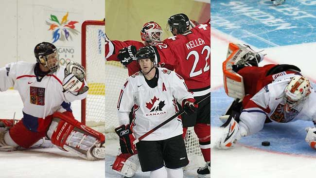 <p>Before we could get settled in to enjoy this year's world hockey championships, France pulled off a major upset by defeating Canada, 3-2, in one of the opening games of the tournament.<p>