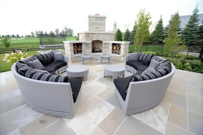 Today?s outdoor furnishings are designed to extend backyard leisure time, and consumers are buying into it. Gone are the days of vinyl-coated polyester webbing that stuck to your legs, or cheap stackable plastic chairs that were almost always issued in forest green.