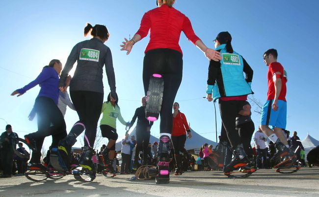 Record Number Show Up In Calgary For Sport Chek Mother S Day Run Amp Walk