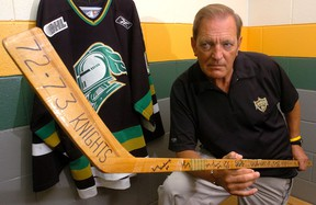 Don Brankley retired in 2008 after 38 years with the team. (Free Press file photo)