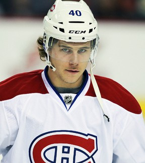 All signs point to Nathan Beaulieu making his NHL playoff debut with the Montreal Canadiens against the Boston Bruins on Monday night. (AL CHAREST/QMI Agency)