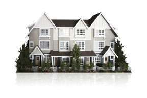 Concept artwork of one of the exciting homes in Bellwether Park.