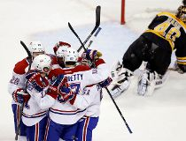 Canadiens celebrate May 14/14