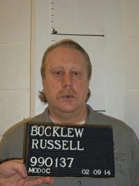 Russell Bucklew. (Missouri Department of Corrections photo)