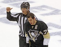 After yet another post-season collapse, the Penguins could look to deal star centre Evgeni Malkin this summer. (USA TODAY SPORTS)