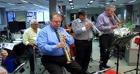 The Uptown Dixieland Jazz Band