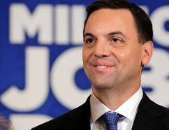 Progressive Conservative leader Tim Hudak called for a judicial inquiry into the billion dollar gas plant scandal in Ottawa On. Thursday May 22, 2014. (Tony Caldwell/QMI Agency)