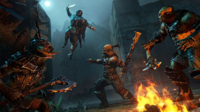 """Middle-earth: Shadow of Mordor."" (Supplied)"