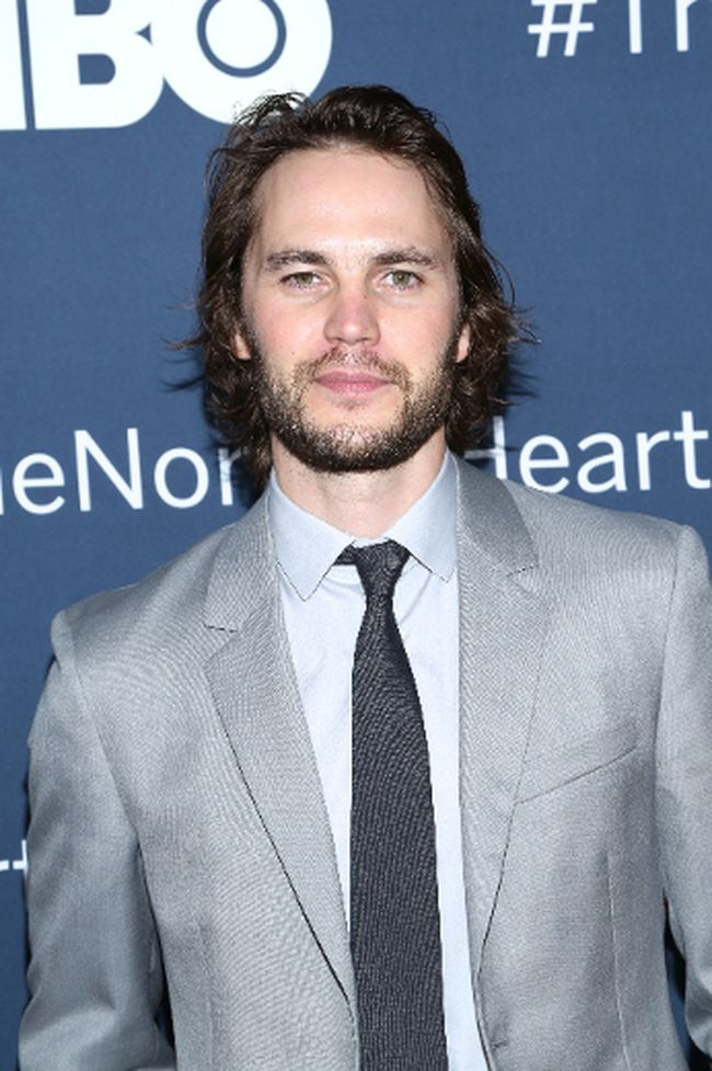 "Taylor Kitsch attends the premiere of ""The Normal Heart"" in New York. (<A HREF=""http://www.wenn.com"" TARGET=""newwindow"">WENN.COM</a>)"
