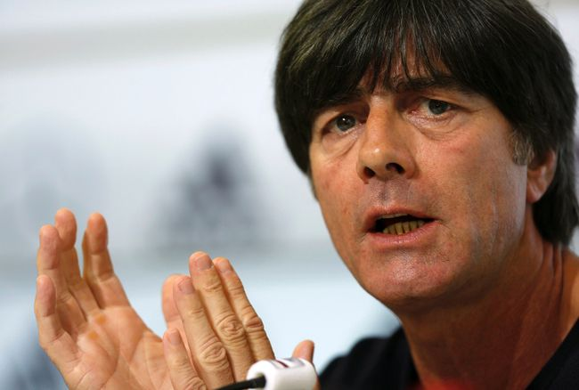 German national soccer coach Joachim Loew is banned from driving for six months. (Ina Fassbender/Reuters)