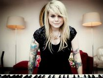 Québécoise singer Coeur de Pirate. (Supplied photo)