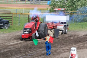 2013 saw the Lions Club of Drayton Valley Club host what was an extremely popular show full of torque and power.