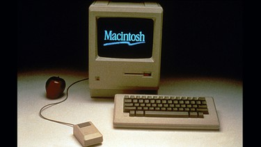 """Jan. 24, 1984 - Launch of the Macintosh 128K. The original Mac was unveiled to the press in the fall of 1983 and to the public through a legendary """"1984""""-influenced Super Bowl commercial, directed by Ridley Scott. It was called the Macintosh 128K  because it had 128 kilobytes of RAM."""