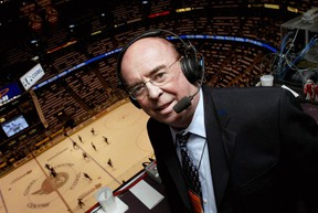 Legendary play-by-play announcer Bob Cole is reportedly close to signing a deal with Rogers. (QMI Agency)