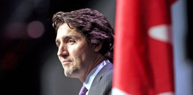Federal Liberal party leader Justin Trudeau in Niagara Falls on Friday, May 30, 2014. MIKE DIBATTISTA/QMI AGENCY