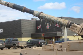 A 2014 file photo of the Fort McMurray legion in Waterways. Vincent McDermott/Fort McMurray Today/Postmedia Network