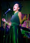Natalie Howard-Grant performs as Judy Garland in Judy: Stonewalled!, a missing link theatre company production for this year?s London Fringe Festival. (Mike Hensen/The London Free Press)