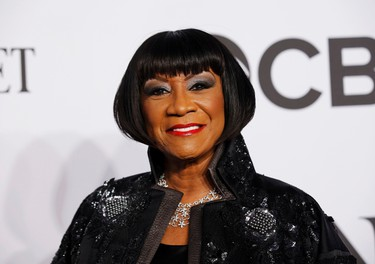 Singer Patti Labelle arrives for the American Theatre Wing's 68th annual Tony Awards at Radio City Music Hall in New York, June 8, 2014.   REUTERS/Andrew Kelly