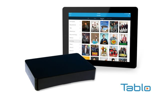Tablo TV. (Supplied)