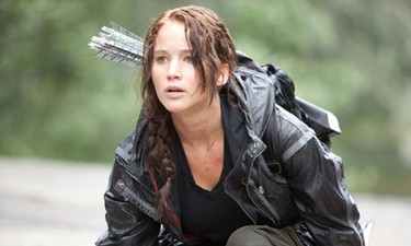 """Lionsgate is planning to open a Hunger Games theme park in Dubai. The studio partnered with Dubai Parks and Resorts to create theme park attractions and a retail facility inspired by the Hunger Game movies. """"Our franchises are continuing to drive location-based entertainment opportunities around the world,"""" Lionsgate CEO Jon Feltheimer told Variety.com. """"We're proud to partner with the team at Dubai Parks and Resorts to create a thrilling total entertainment experience designed to attract millions of new fans and continue the global expansion of our brands."""" (Courtesy Lionsgate)"""