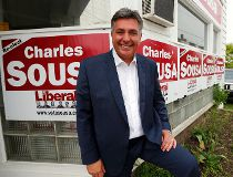 Finance Minister Charles Sousa was re-elected in high-profile Mississauga South. (MICHAEL PEAKE/Toronto Sun)