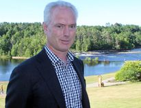 SEAN CHASE/DAILY OBSERVER Councillor James Carmody is running for a second term on Petawawa town council.