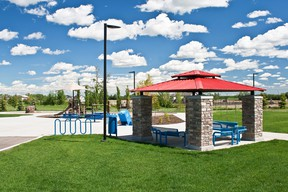 Spruce Grove city council reviewed an updated master plan for the city's Jubilee Park. The plan listed several priorities to be completed in the short-term, mid-term and long-term. The plan lists future updates at costing approximately $9.3 million. - Photo Supplied