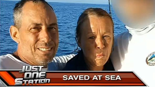 "(Screen grab via <a href=""http://www.wsvn.com/story/25837505/2-boaters-rescued-off-hallandale-beach-after-drifting-overnight"" target=""newwindow"">WSVN.com</a>)"