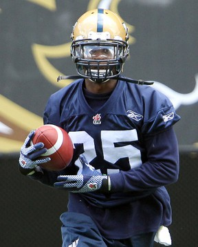 Bruce Johnson has faced the likes of Eli Manning and Drew Brees during his NFL career and is ready for a new challenge in the CFL