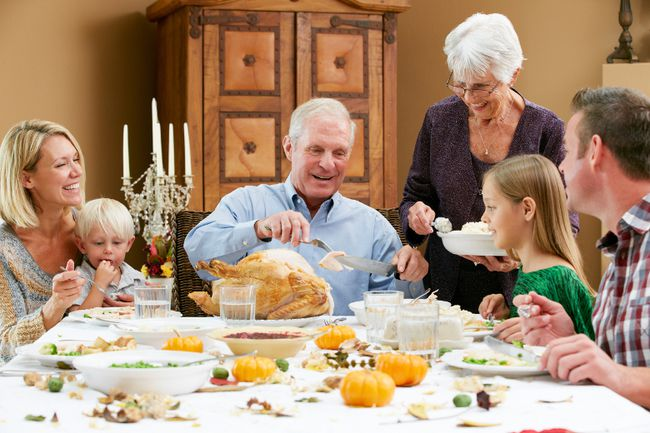 It's never too early to talk turkey. (Fotolia)