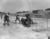 Hockey Championship between 1 PPCLI and 2 R22eR 'Imjin Gardens', 11 March 1952. (LAC PA-128859/SUPPLIED)