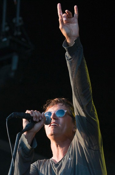 Stephan Jenkins performing with Third Eye Blind at Bluesfest in Ottawa on Thursday July 11, 2014. Errol McGihon/Ottawa Sun/QMI Agency