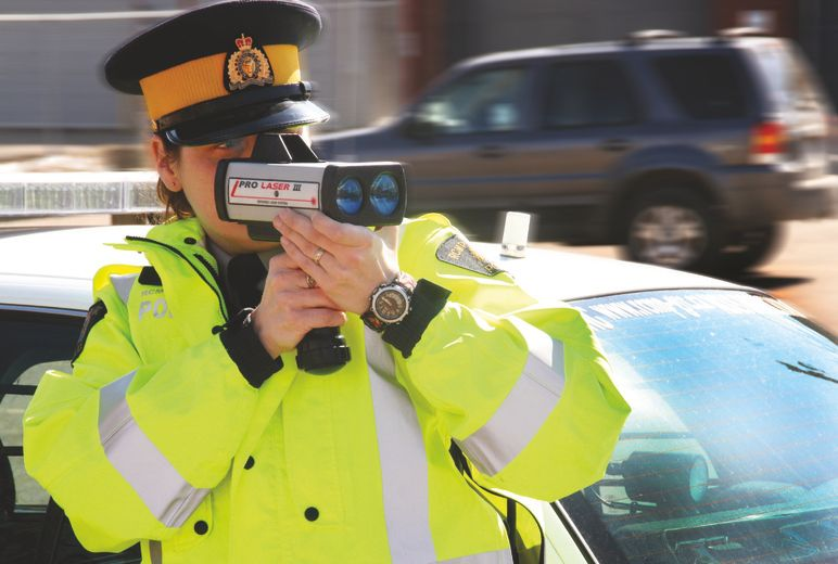 drivers face fines  charges after traffic blitz