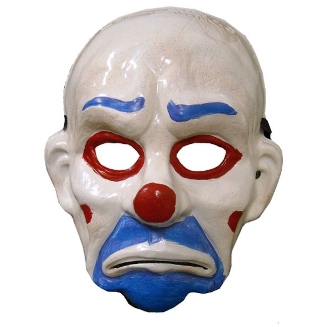 clown mask filer