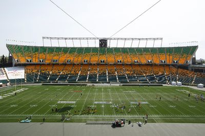 The Edmonton Eskimos hold a practice at Commonwealth Stadium in Edmonton, Alta., on Tuesday, July 15, 2014. The team plays the Winnipeg Blue Bombers in Winnipeg on Thursday, July 17. Ian Kucerak/Edmonton Sun/QMI Agency