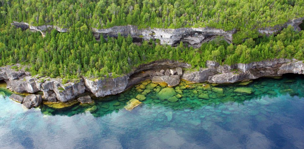 Finders Keepers Top 6 Local Swimming Spots Wiarton Echo