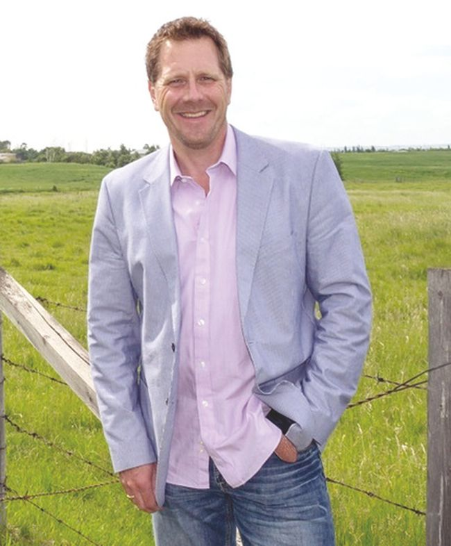 Brian Tiessen has announced plans to seek the Wildrose nomination for the 2016 provincial election. Photo supplied