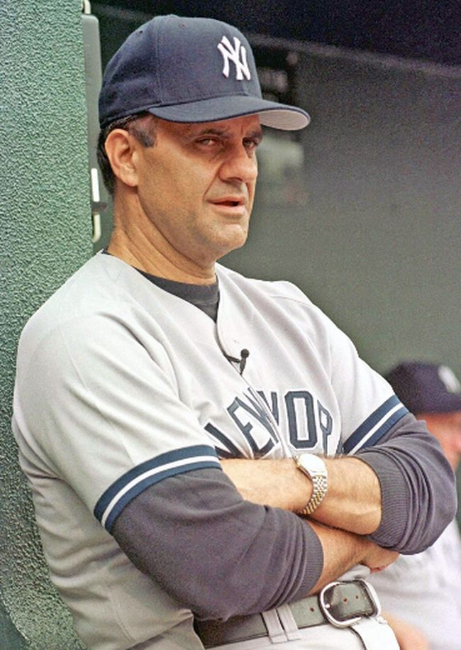 Joe Torre won four World Series championships and six AL pennants with the New York Yankees. (REUTERS)