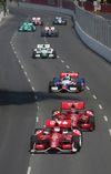 With the Pan An Games coming to town next July, negotiations to move next year's Honda Indy Toronto to June are ongoing. (JACK BOLAND/TORONTO SUN)