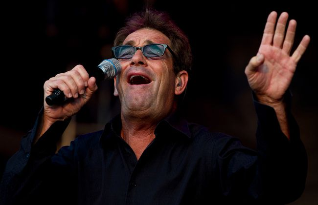 Huey Lewis & The News are still news at music fests. (ERROL MCGIHON/QMI AGENCY)