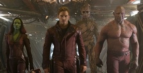 Guardians of the Galaxy.  (Courtesy Marvel)