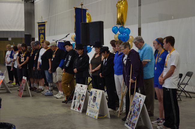 Family members and citizens from the tri-area community show up every year to lend moral support to those involved in the Rotary Run for Life event, done in support of suicide prevention and awareness. - Thomas Miller, File Photo
